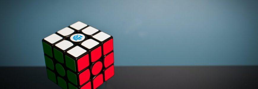 Rubiks kub — enkel men utmanande